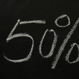 Tijd van evalueren, punten, procenten